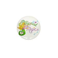 Mermaid Magic Mini Button (100 pack)