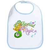 Mermaid Magic Bib
