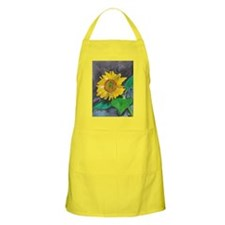Sunflower Burst BBQ Apron