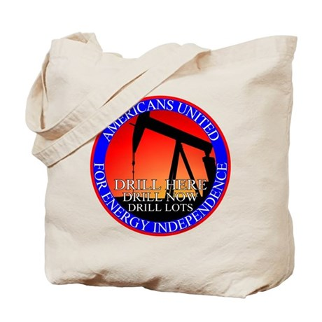Energy Independence Tote Bag