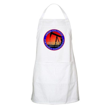 Energy Independence BBQ Apron