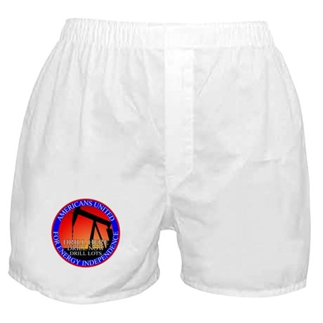 Energy Independence Boxer Shorts