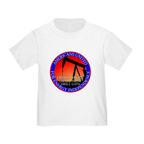 Energy Independence Toddler T-Shirt