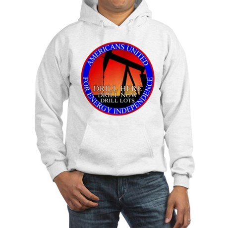 Energy Independence Hooded Sweatshirt