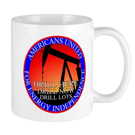 Energy Independence Mug
