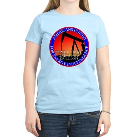 Energy Independence Women's Light T-Shirt