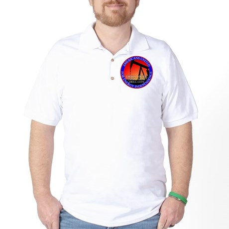 Energy Independence Golf Shirt