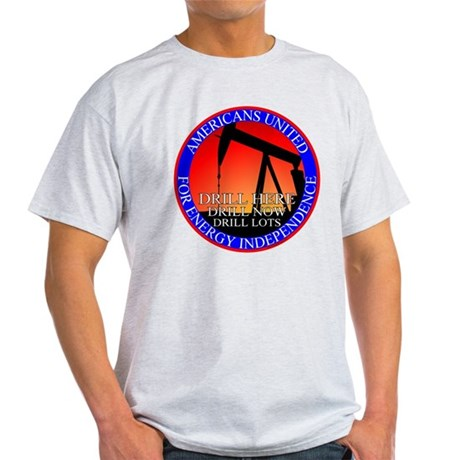 Energy Independence Light T-Shirt