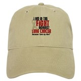 In The Fight 1 LC (Aunt) Baseball Cap