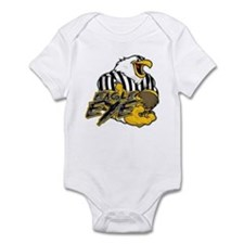 Unique Eagle eye Infant Bodysuit