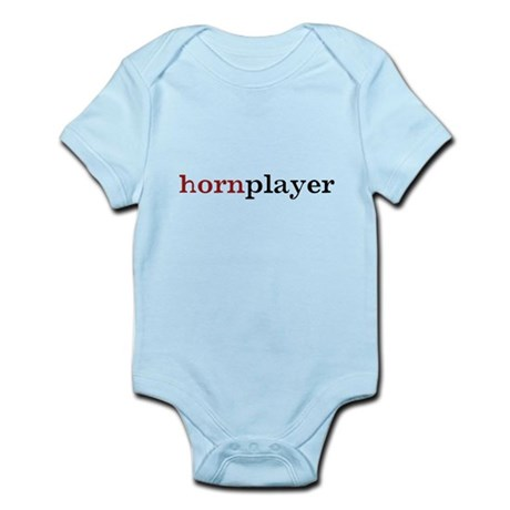 Hornplayer Infant Bodysuit