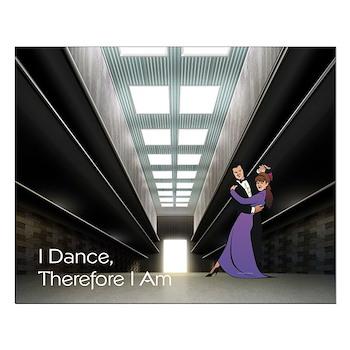 I Dance Poster