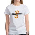 Bulldog Country Women's T-Shirt