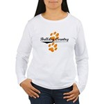 Bulldog Country Women's Long Sleeve T-Shirt