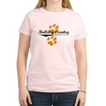 Bulldog Country Women's Light T-Shirt
