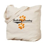 Bulldog Country Tote Bag