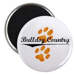Bulldog Country Magnet