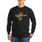 Bulldog Country Long Sleeve Dark T-Shirt