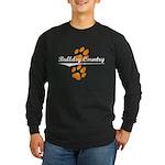 Bulldog Country Long Sleeve Dark T-Shirt