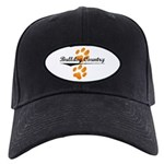 Bulldog Country Black Cap