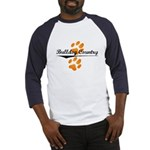 Bulldog Country Baseball Jersey