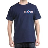 McClellan Air Force Base Dark Rondel T-Shirt