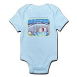 Sweet Dreams Infant Bodysuit
