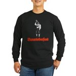 Baracktoberfest Long Sleeve Dark T-Shirt