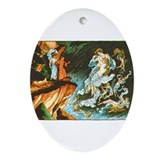 Dante's Inferno Keepsake (Oval)
