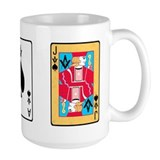 Mason Card Players Mug
