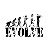 Trumpet Evolution Postcards (Package of 8)