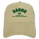Sabre Fencing Dept Hat