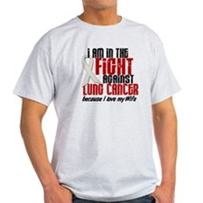 In The Fight 1 LC (Wife) T-Shirt