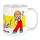 Girls Rule! Mug