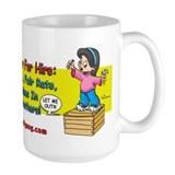 Baby Sitter For Hire! Coffee Mug