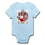 Nicola Family Crest Infant Creeper