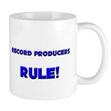Record Producers Rule! Mug