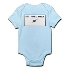 Jet Fuel Only Infant Creeper