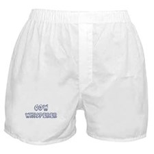 Cow Whisperer Boxer Shorts