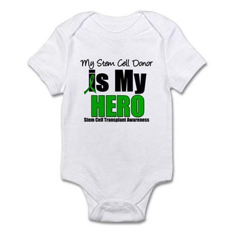 My Stem Cell Donor is My Hero Infant Bodysuit