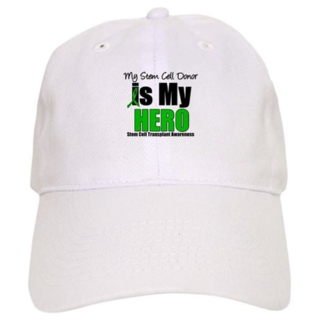 My Stem Cell Donor is My Hero Cap