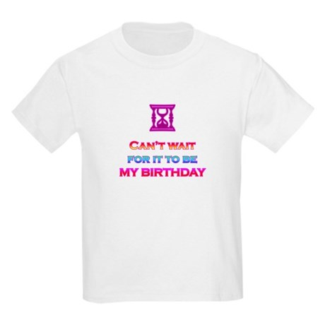 Birthday Kids Light T-Shirt