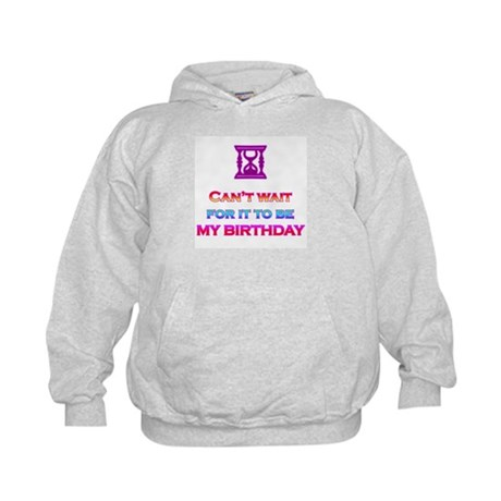 Birthday Kids Hoodie