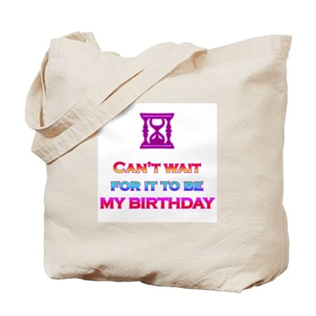 Birthday Tote Bag