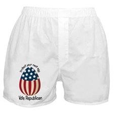 Protect Your Nest Egg Boxer Shorts