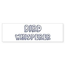Bird Whisperer Bumper Sticker (50 pk)