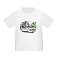 Mad Hatter's Tea Party T