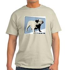 It's a Bulldog Thing Ash Grey T-Shirt