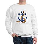 Masonic US Navy Anchors Away Sweatshirt