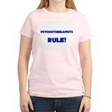 Psychotherapists Rule! T-Shirt